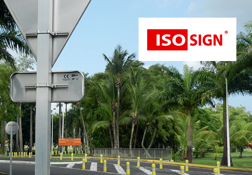 Isosign Signalisation verticale